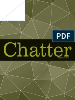 Chatter, February 2014