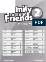 FF2 Photocopy Masters Book Red