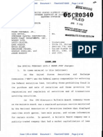 Security & Exchange Commission v Christine Favara (Federal Indictment)