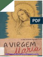 R Pere S Chauleur_A Virgem Maria