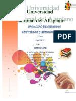 ESCUELA PROFESIONAL DE ADMINISTRACIÓN 1