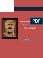 Pausanias-Description de la Grèce- L'Attique- http://www.projethomere.com