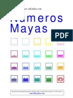 Spanish Mayan Math