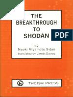 [Go Igo Baduk Weiqi] the Breakthrough to Shodan