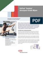 DuPont Sontara Wipes Technical Specs