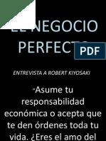 Entrevista Robert Kiyosaki