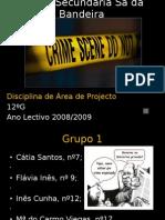 Criminalidade em Santarém