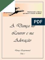 A Dança no Louvor e na Adoração - Dança Experimental v1