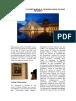 Louvre Museum.doc