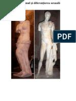 Determinismul şi diferenţierea sexuală