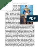 Biografia de Personales Peruanos