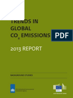Pbl 2013 Trends in Global Co2 Emissions 2013 Report 1148