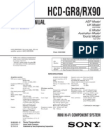 HCD-GR8 RX90