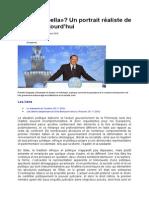 La vita è bella ou l'Italie de Berlusconi en décembre 2010