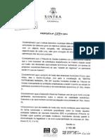 Proposta de reestruturação do sector empresarial do municíoio de Sintra