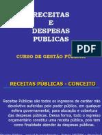 Modulo IV Receitas Despesas Publicas