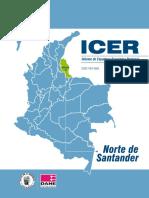 ICER Norte Santander 2012