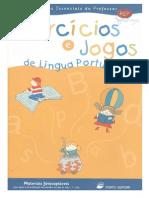 Exercicios e Jogos de Lingua Portuguesa