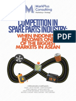 Competition in Spareparts Industry