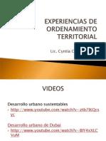 EXPERIENCIAS DE ORDENAMIENTO TERRITORIAL[1][1].ppt