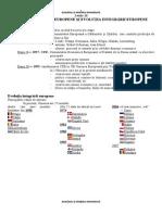 Formarea Uniunii Europene Cu Harta