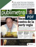 Voces van contra la Party Regia