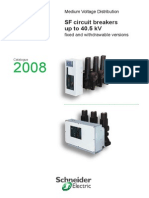 Catalog Sf Circuit Breakers Up to 40 5kv En