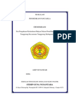 MAKALAH PEMILIHAN KEPALA DESA FINAL.docx