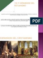 Surgimiento y Expansion Del Cristianismo