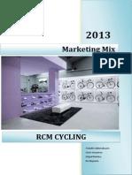 Grupo 3 Marketing Mix