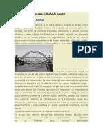 64132403 Estudios Preliminares Para El Diseno de Puentes