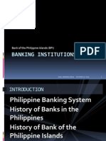 FINAL Banking Institutions