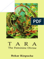 Tara the Feminine Divine