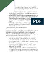 Guía de programación rápida poste