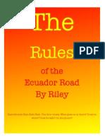 ecuador government - riley