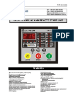 User Manual DKG215