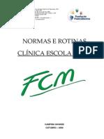 Norm as Rotica s Clinic a Escola