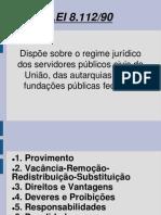 Resumo - Slide - Lei 8112