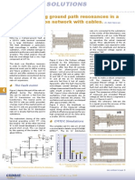 2009 PSCAD Tracing Ground Path Resonances CN58