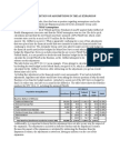 Randolph Memo Alexander Group Assumptions Used in Expansion Feasability Study