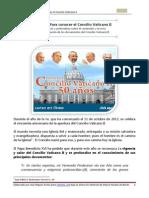Conocer El Concilio Vaticano II