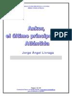 Ankor, El Último Príncipe De La Atlántida (Jorge Ángel Livraga)