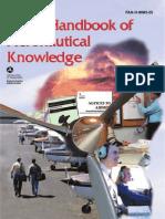 Pilots Handbook of Aeronautical Knowledge (2003)