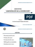 AdministracionDeLaConstruccionI-5Feb14