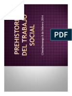 Prehistoria Del Trabajo Social