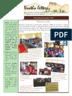 Glen Gault Family Newsletter