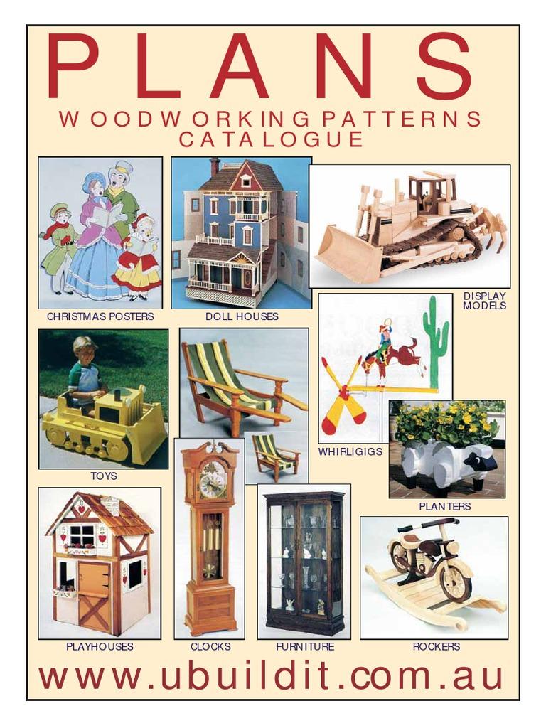 woodcraft plans - catalogue | loader (equipment) | truck