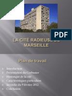La cité radieuse de Marseille powerpoint
