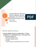 utopian school district