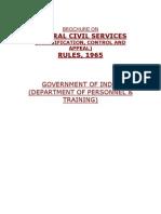 CCS(CCA)_Rules_1965_20.1